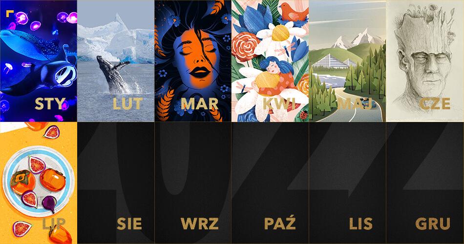 Złoty Kalendarz 2022: lipiec