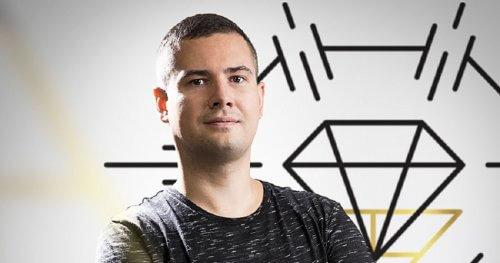 Marcin Jagodziński: 10 lat w GoldenSubmarine