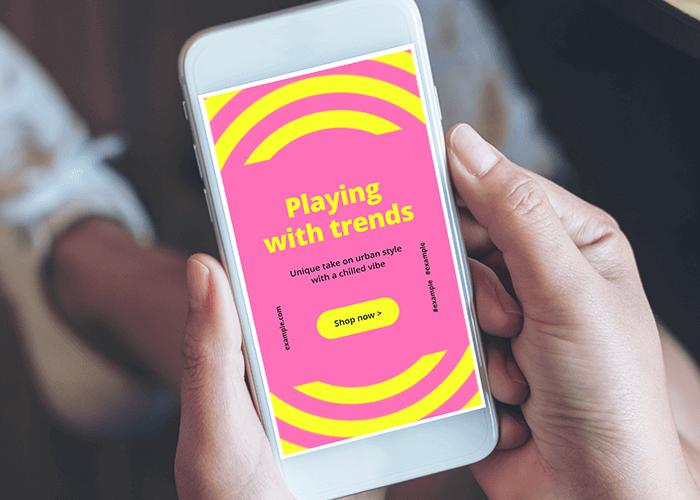 Reklama mobilna oparta o funkcjonalności smartfonów