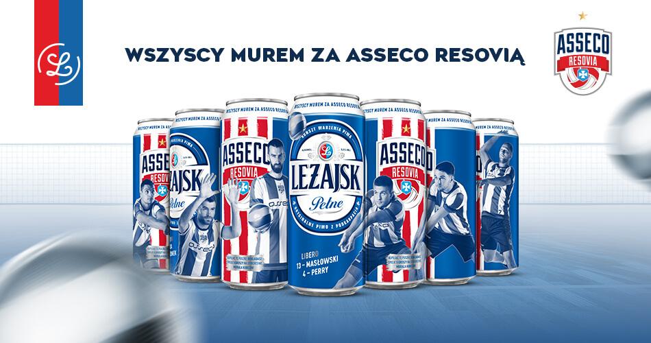 Wszyscy murem za Asseco Resovią