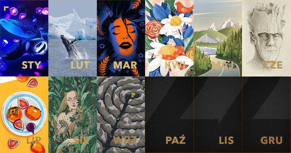 Złoty Kalendarz 2022: wrzesień
