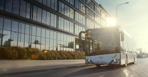 Nakręcamy elektromobilność z Solarisem