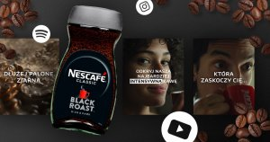 Launch kawy NESCAFÉ Classic Black Roast