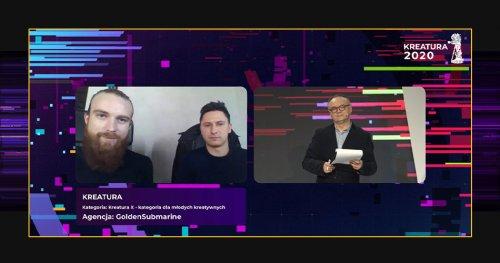 Kreatura dla Sławomira Gębali i Karola Troszyńskiego