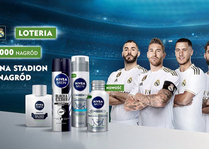 GoldenSubmarine dla NIVEA MEN