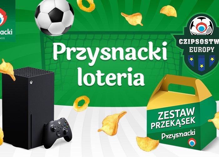 Mistrzowska loteria z marką Przysnacki