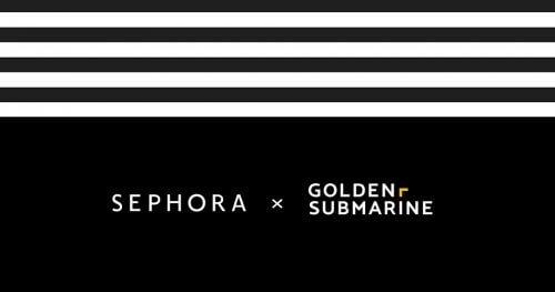 GoldenSubmarine z Sephora na dłużej