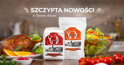Sól Kujawska: kampania rebrandingowa