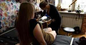 Grafika ZłotegoKalendarza – inspiracją do tatuażu