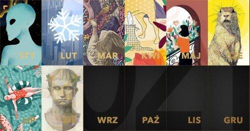 ZłotyKalendarz 2021: sierpień