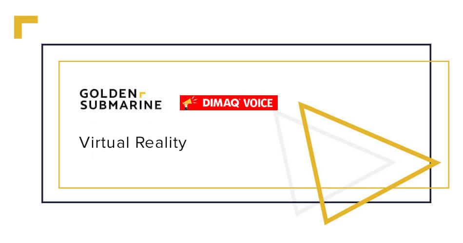 DIMAQ Voice: Technologia VR w kampanii POT
