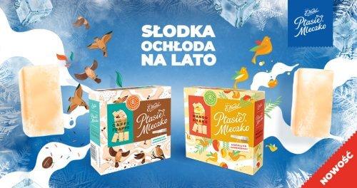 Pianki Mango Shake i Caffe Frappe
